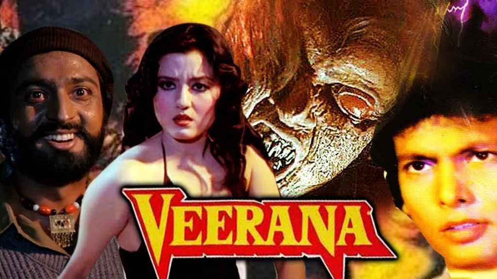 Watch Ramsay Brothers' 1988's Horror Movie Veerana For Free